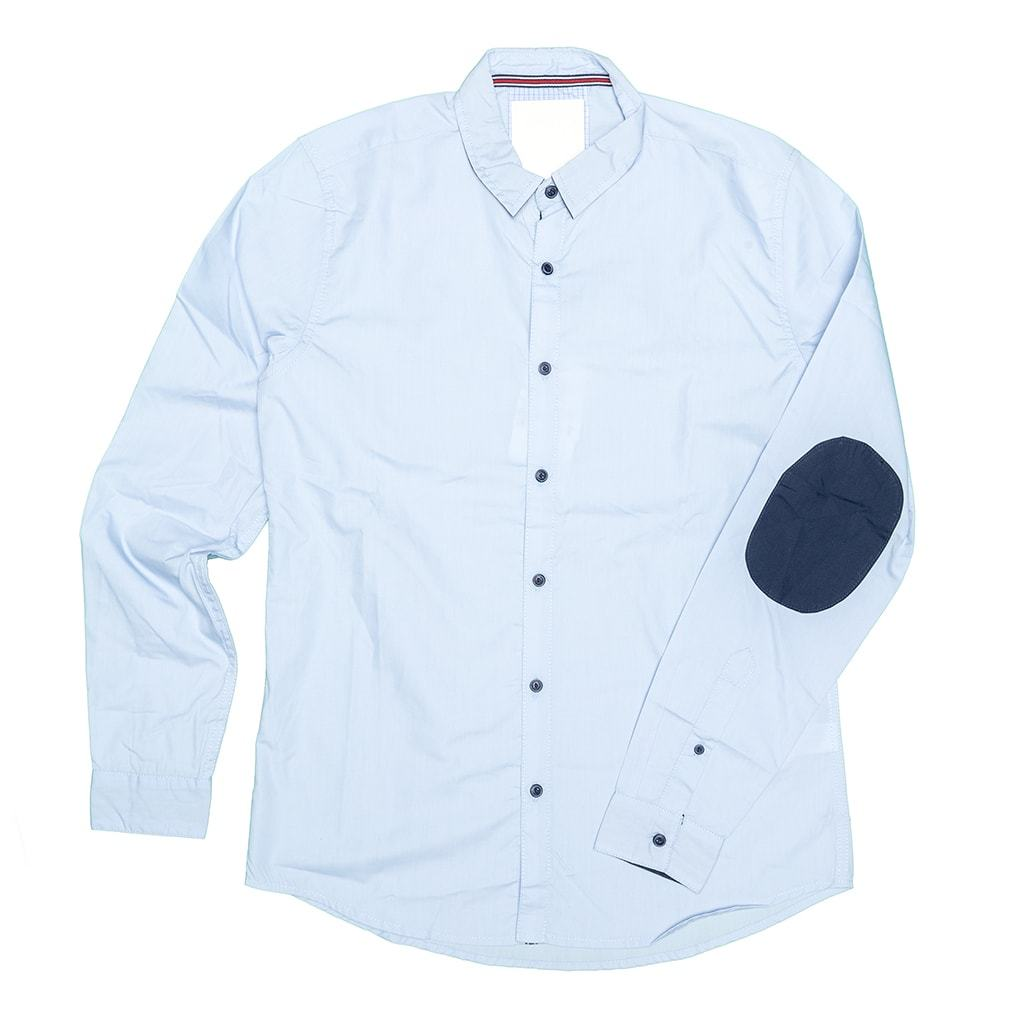 Elbow Patch Button Down