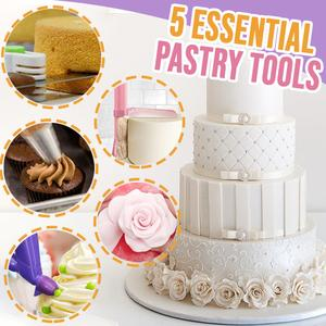 😍5 Essential Pastry Tools-🔥2020 HOT SALE