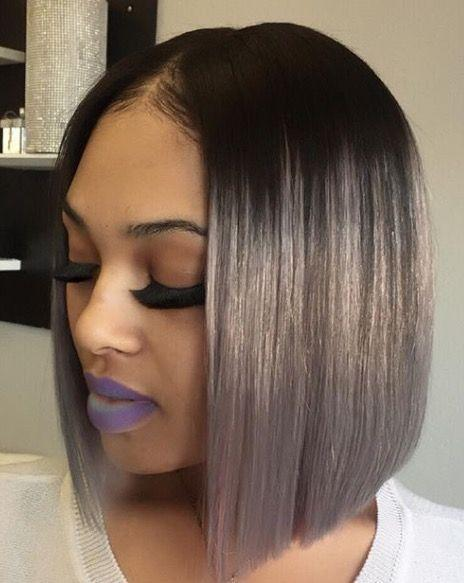 Straight Bob Wig With Free Gift Various Style