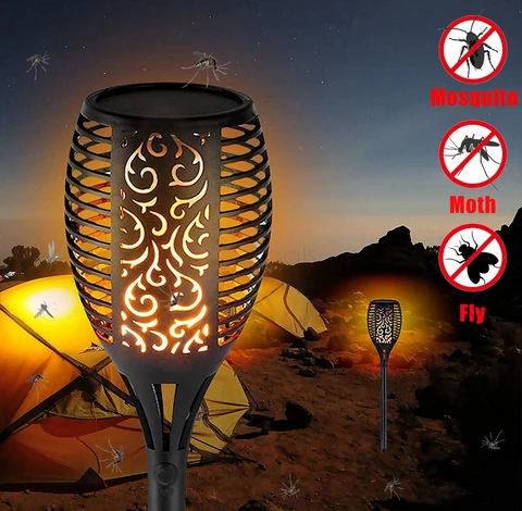 Solar Mosquitoes Insect Repellent Lamp(only $5.99 Buy 7 Free Shipping)