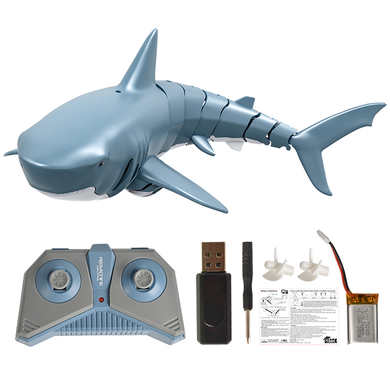 2.4G Remote Control Shark Toy