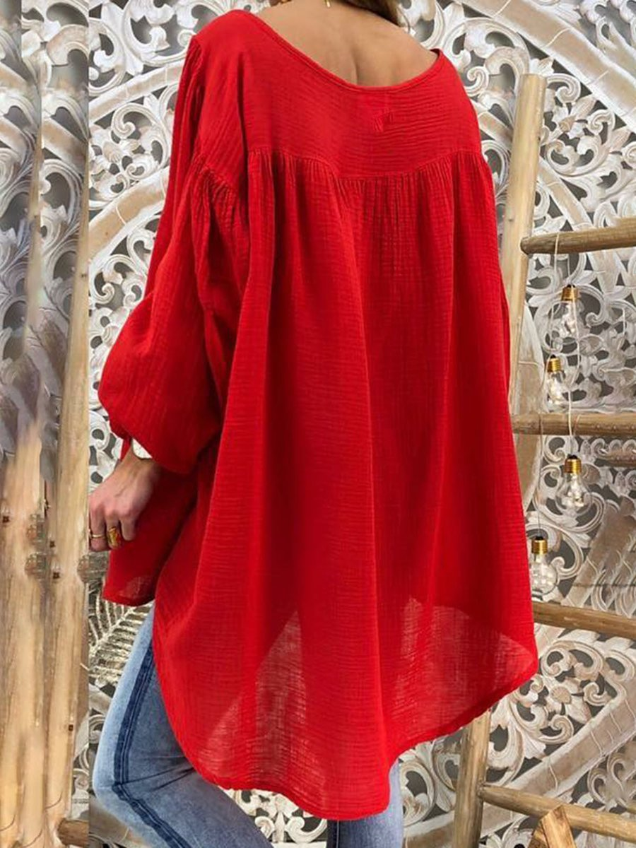 Women V Neck  Dresses Shift Daily Boho Paneled Dresses