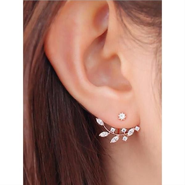 Earrings For Women 2587 Fashion Jewelry Fashion Necklaces Wholesale Latest Artificial Jewellery 2019 Belly Chain Silver Earrings With Maang Tikka With Price Pearl Jewellery Sets