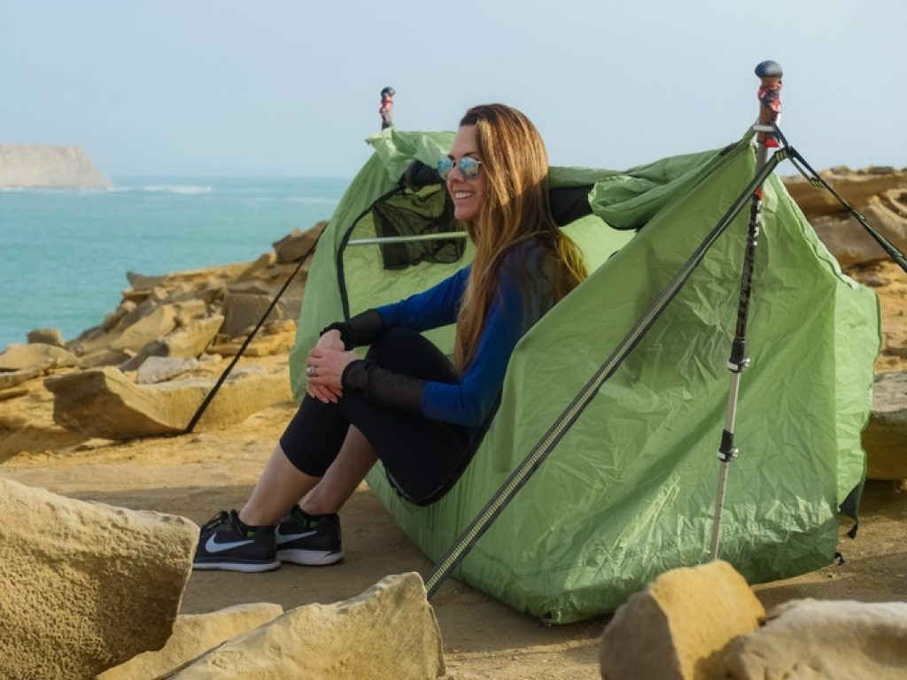 🔥Father's Day Gift🔥 Haven Tent The Hanging Hammock For Camping