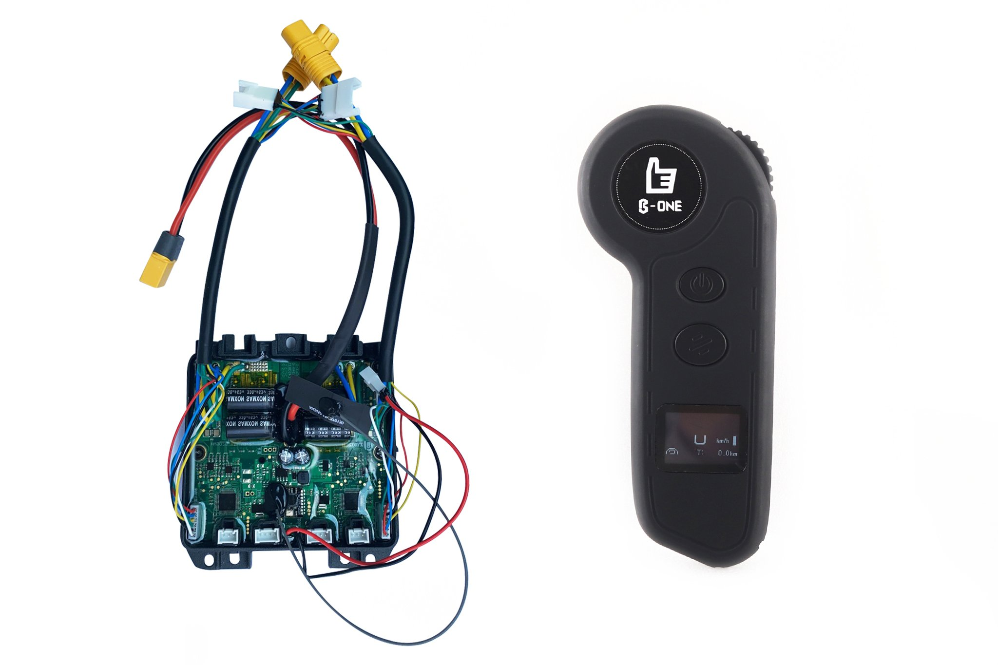 Off Road Electric Skateboard ESC For B-ONE Carbon AT