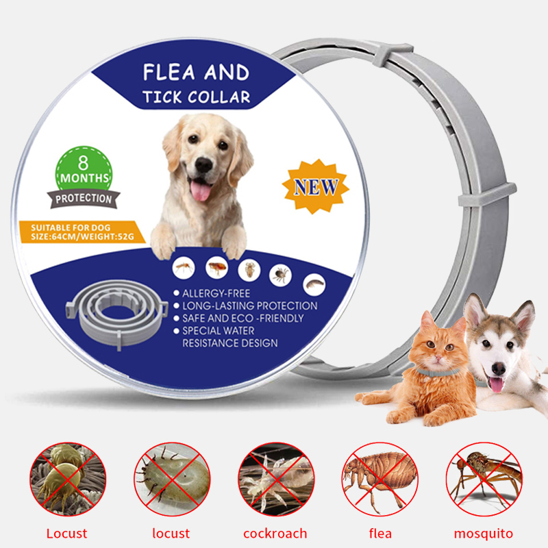 FLEA AND TICKCOLLAR FORDOGS&CATS