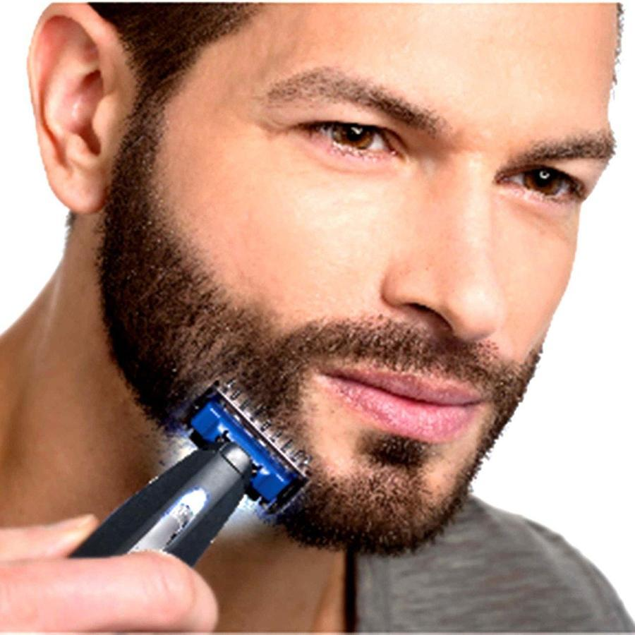 Ahome7 (70% OFF - Hot Sale!!!) Solo Rechargeable Men's Smart Razor Shavers Body Trimmer Edges As Seen On TV