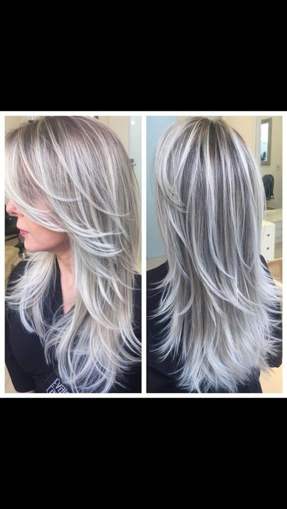 2020 New Gray Hair Wigs For African American Women Short Blonde Wig With Bangs Gray Hair And Stress Lace Front Wigs Near Me For Grey Hair Wig Bag