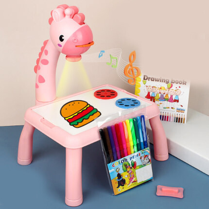🎁BUY 2 FREE SHIPPING🎁TRACE AND DRAW PROJECTOR TOY