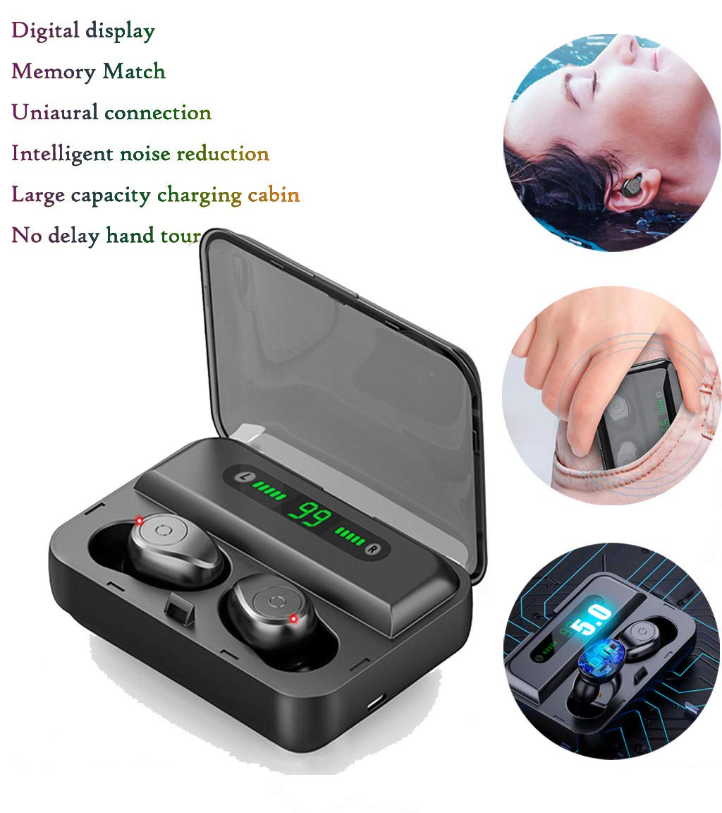 Touch Control Wireless Earbuds(Buy 2 free shipping)