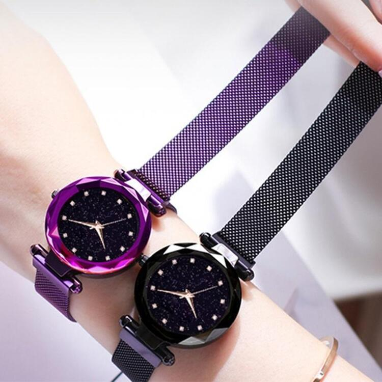 LAST DAY SALE - Starry Sky Watch Perfect Gift Idea - Buy 2 Save $5