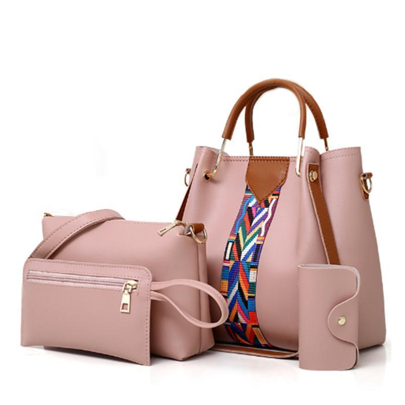 2019 Trend four-piece handbags