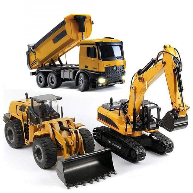 ( Hot Sale!!! ) The Most Popular Remote Control Engineering Vehicle Of 2020
