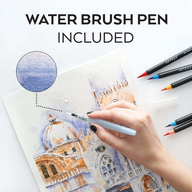 Real Brush Pens - BUY 2 Free Shipping Worldwide