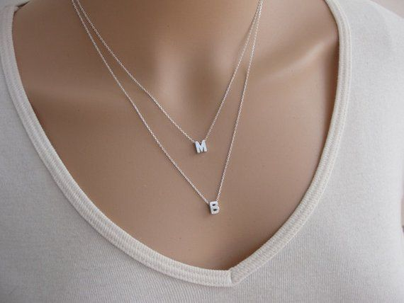 Fashion Necklace Dainty Necklace Lightning Necklace Women'S Jewelry 14K White Gold Chain Silver Jewellery