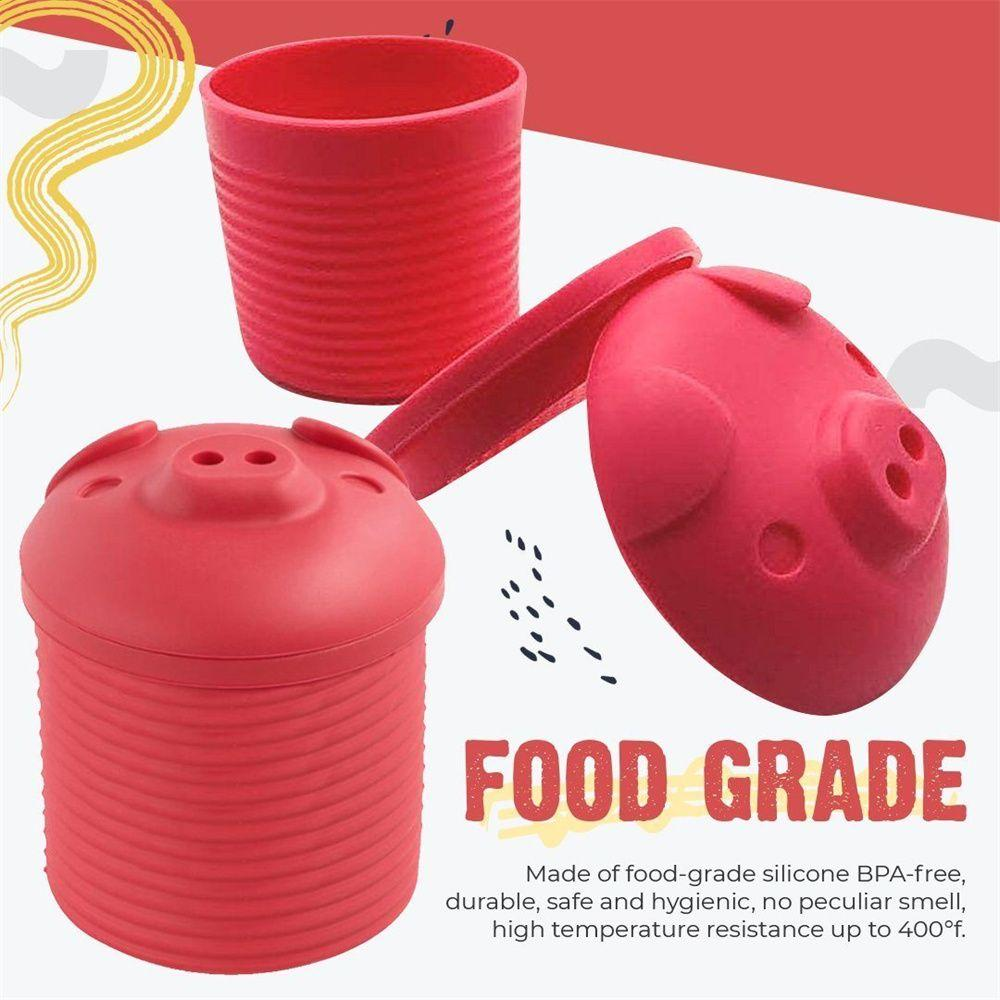 Higomore™ Bacon Grease Container