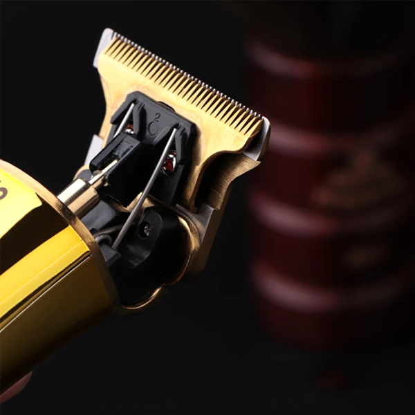 (50%OFF TODAY - The Lowest Price Online & Free Gift)2020 New Cordless Zero Gapped Trimmer Hair Clipper