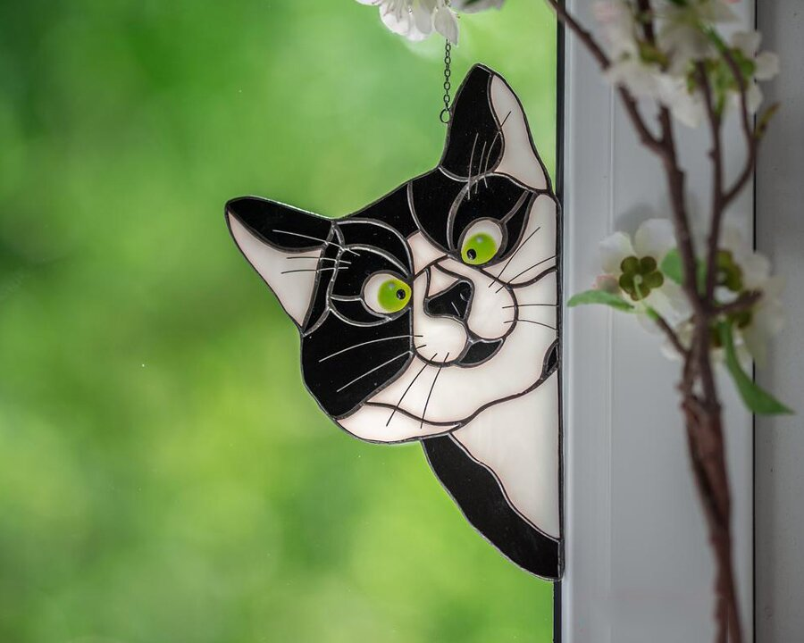 Last Day Promotion 50% OFF-Funny Cat Decor