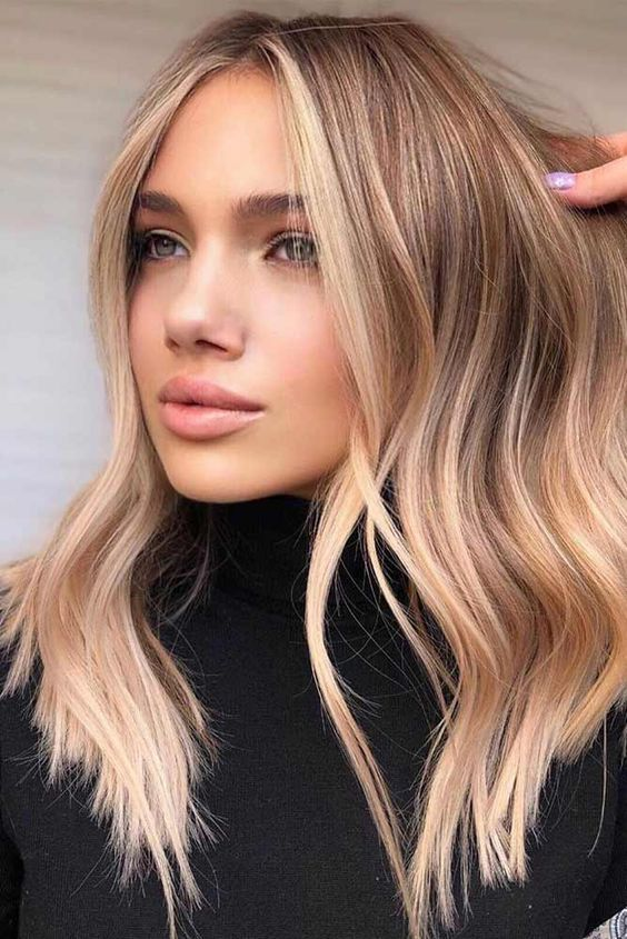 Ash Blonde Wigs For Women Garnier Color Naturals 10 Black And Blonde Wig Long Blonde Lace Front Wig Brown Roots And Blonde Hair Blonde Wig Fancy Dress Lace Frontal Wigs Free Shipping 715