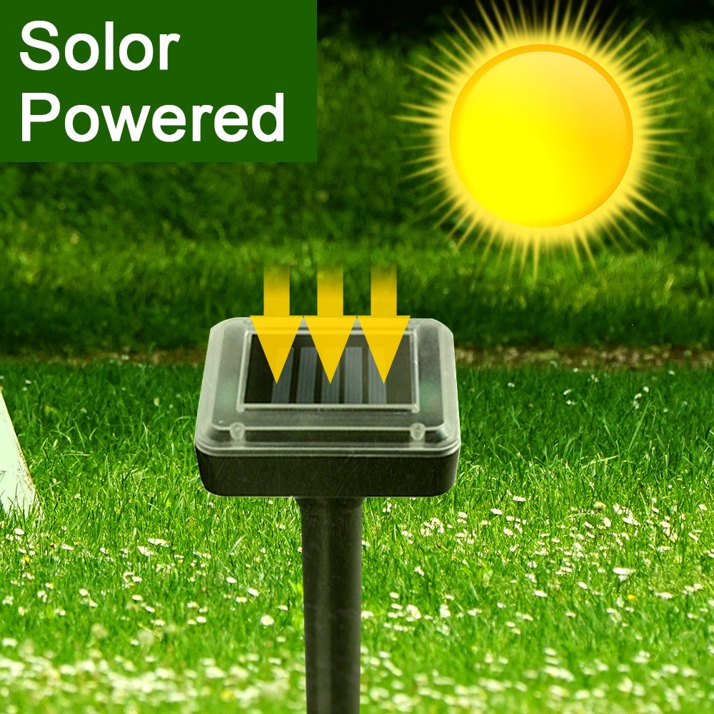 【50% OFF TODAY】🥰Solar Powered Pest Repeller