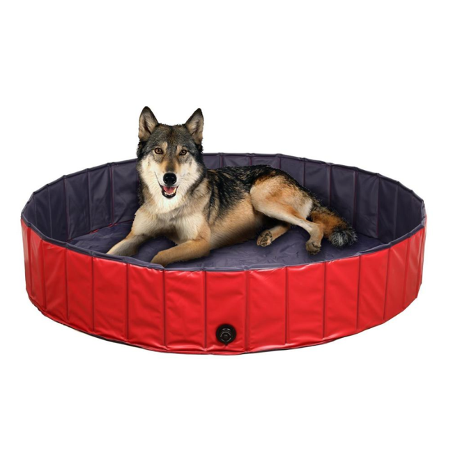 (LAST DAY PROMOTIONS- Save 50% OFF) Portable Paw Pool