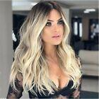 2020 Fashion Ombre Blonde Wigs Affordable Lace Front Wigs