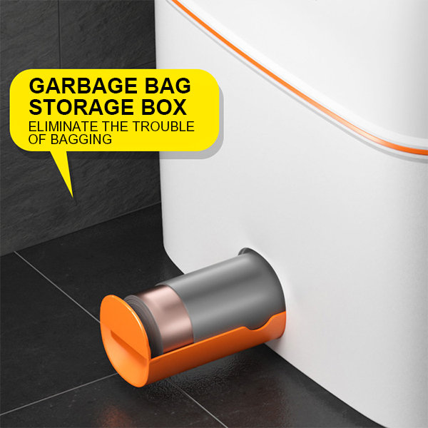 Automatic Packaging Trash Can