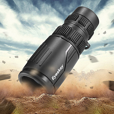 Eyeskey 8-24 X 42 mm Monocular Roof Lenses Outdoor Camera Easy Carrying Fully Multi-coated BAK4 Hunting and Fishing Camping / Hiking / Caving Everyday Use Spectralite Coating / Bird watching