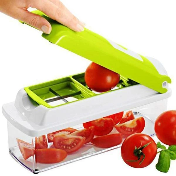 Multi-Functional 12 in 1 Super Slicer [50%OFF price today!]