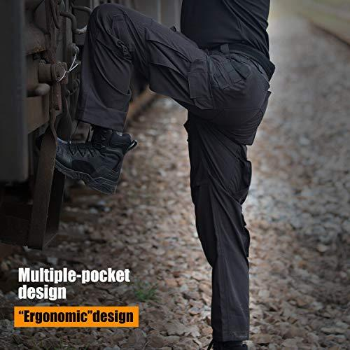 2020 New year 50% OFF- Upgraded Men's Tactical Pants-(Buy 2 Get A Free Army Knife)