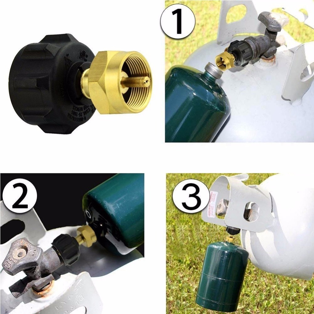 (Early Father's Day Promotions-50% OFF) The Easy Fill - Propane Refill Tool & BUY 2 FREE SHIPPING
