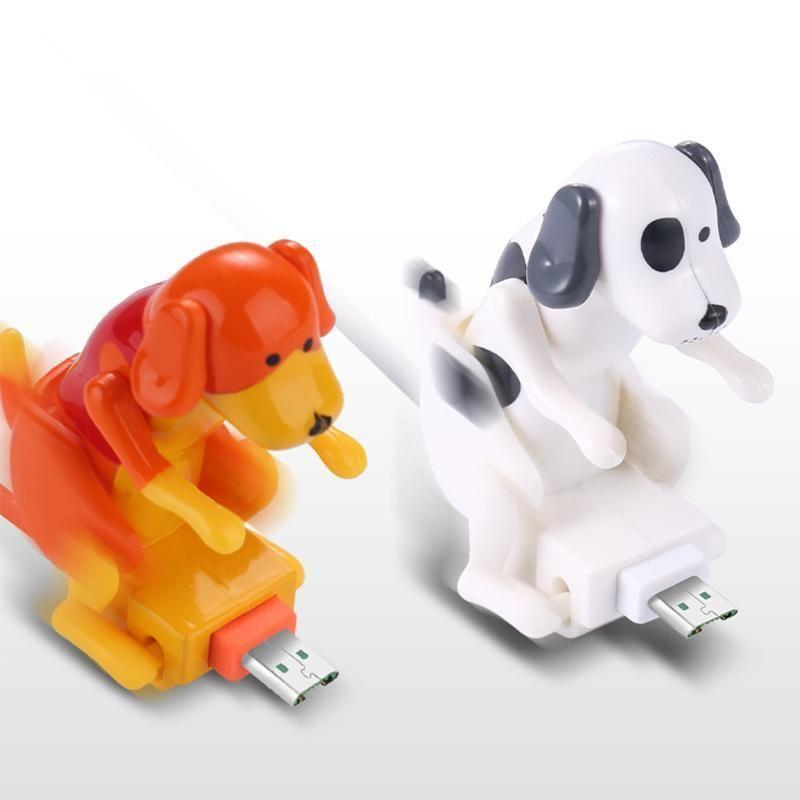 Higomore™  Funny Humping Dog Fast Charger Cable