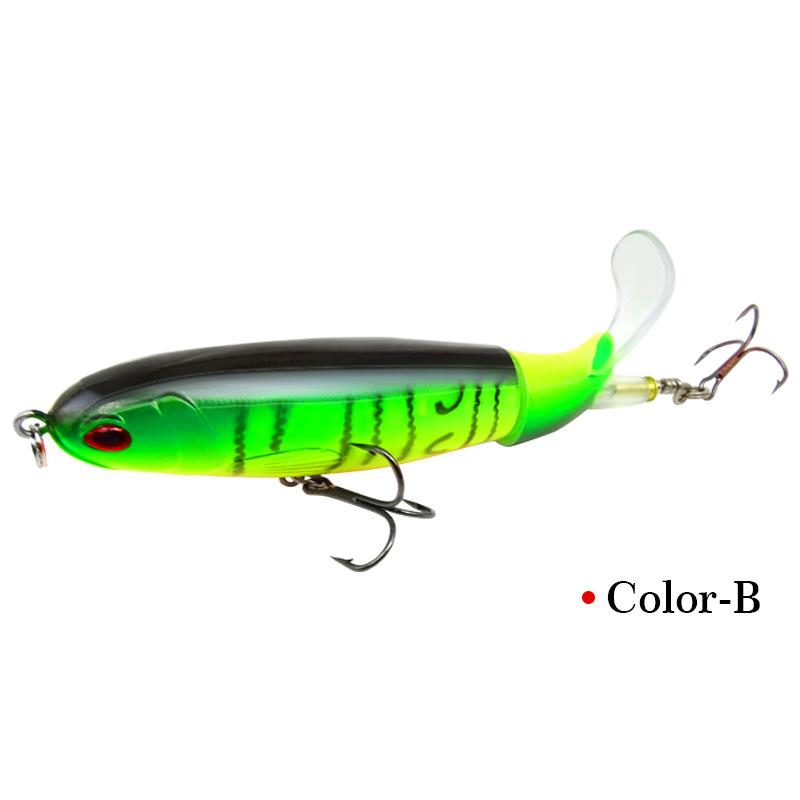 2021 New Propeller Floating Water Bait