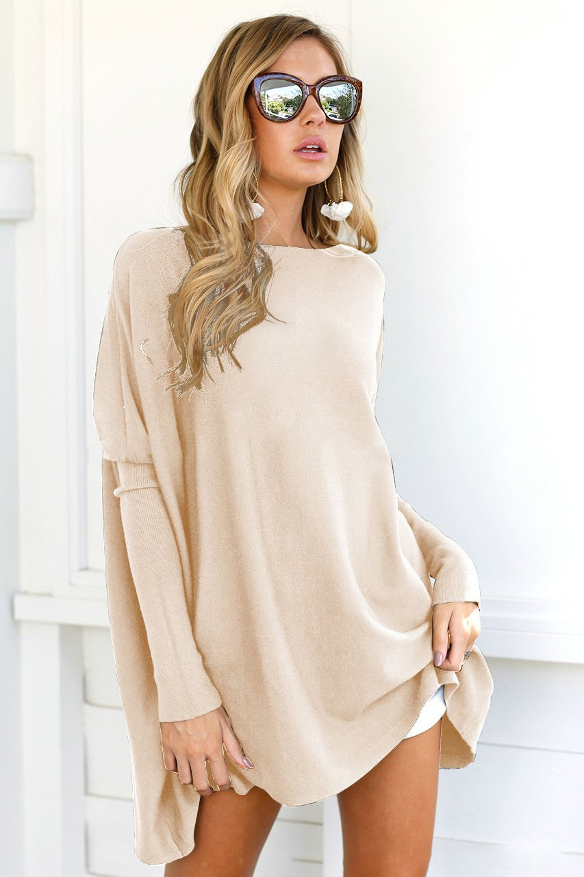 (FREE SHIPPING) Dosp - Oversized Jumper Blouse