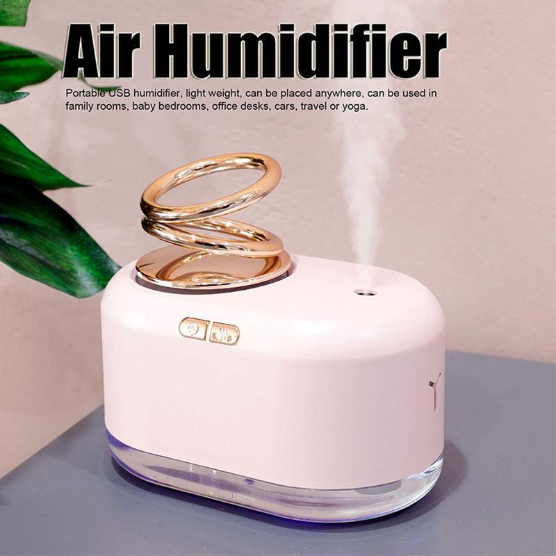 Desktop Double Ring Humidifier