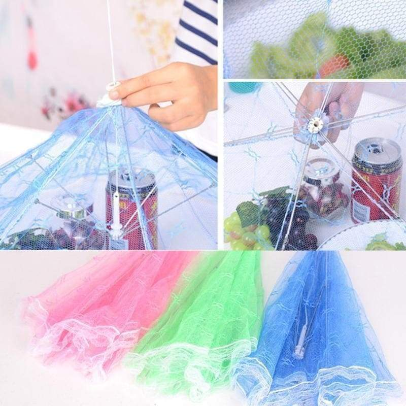 Food cover food umbrella cover picnic barbecue party fly sport