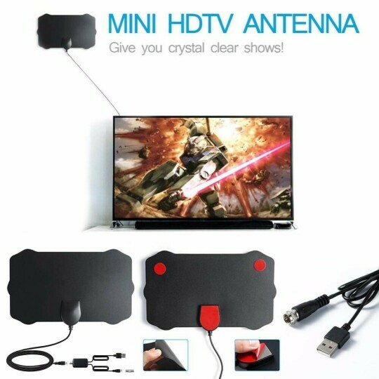 🔥HDTV cable antenna 4K (🌎 can be used worldwide)🔥