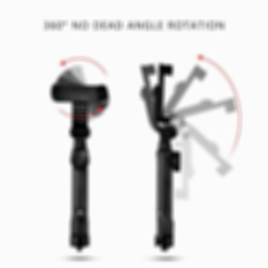 【HOT SALE】4 in 1 Wireless Bluetooth Selfie Stick