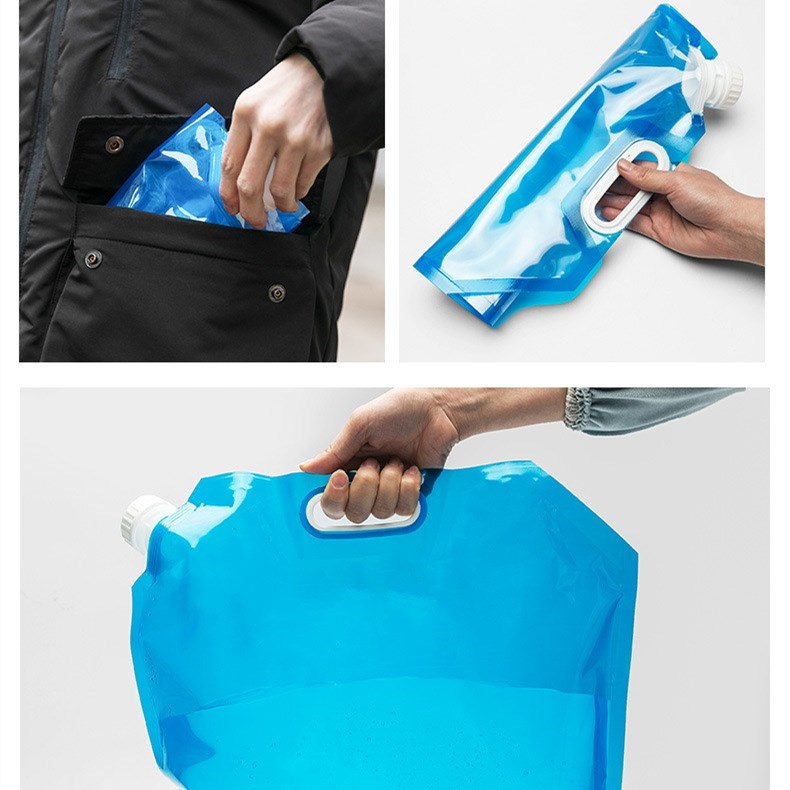 Outdoor Foldable Water Bag