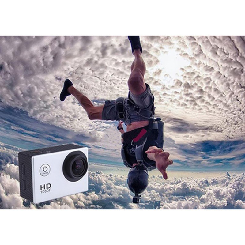 🎁Year-End Promotion - 50% OFF💖1080P Action Sports Camera