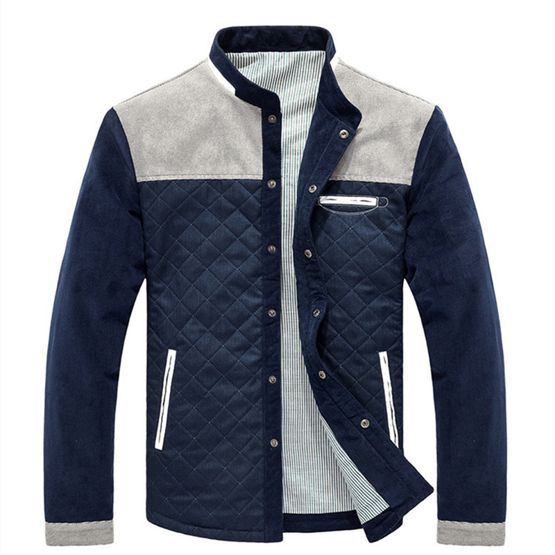 Very elegant quilted jacket great for winter