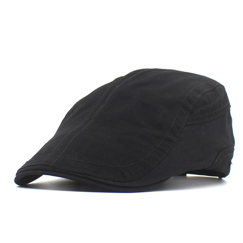 Mens Leisure Style Flat Cap