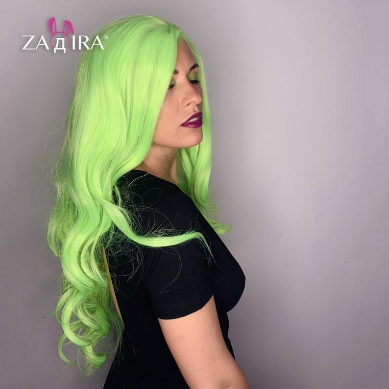 Green Wigs Lace Front Wigs Virgin Hair For Black Women Purple Full Lace Wig Brown Curly Wig Black Human Hair Wigs Silver Grey Wig Free Shipping