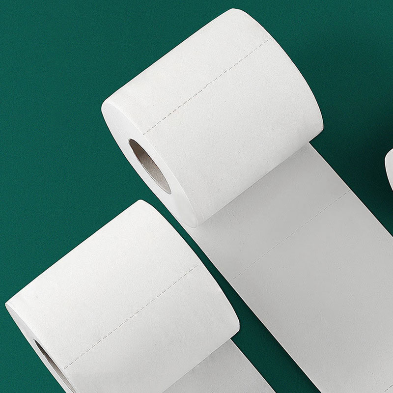 AHOME7 Soft Toilet Paper |  5 Roll with 3-Layers |  200 Sheets Per Roll | Toilet Tissue