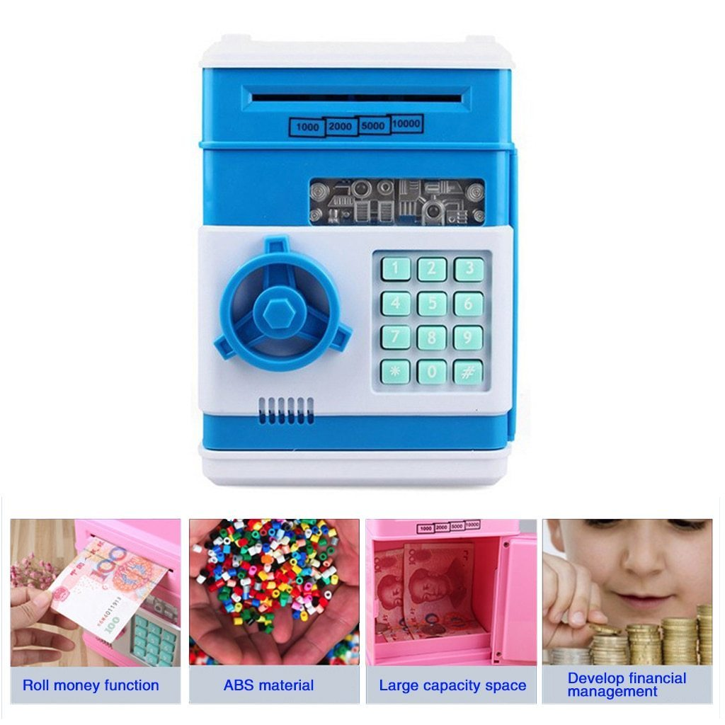 Electronic Password Piggy Bank