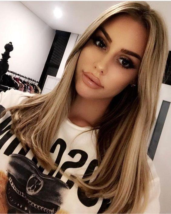 2020 Fashion Ombre Blonde Wigs Alice Lace Front Wigs