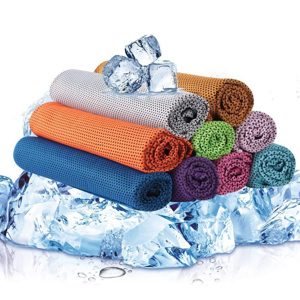 Sports icy cold towel quick-drying
