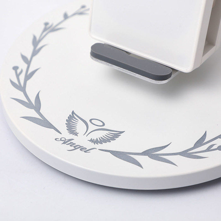 Mechanical Angel 10W Wireless Charger/Android/Apple【Free shipping】
