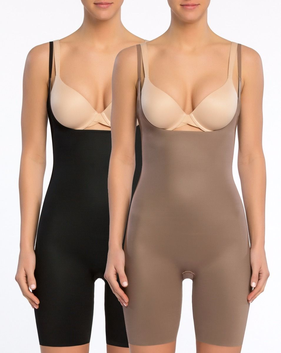 2020 New Shapewear For Women Shapewear Tights Strapless Mid Thigh Body Shaper Slim Shaper By Miracle Brands