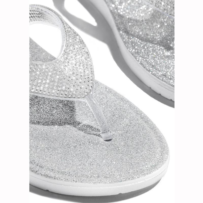 Summer Promotion Only $19.99- Women's Rhinestone Flat Slippers